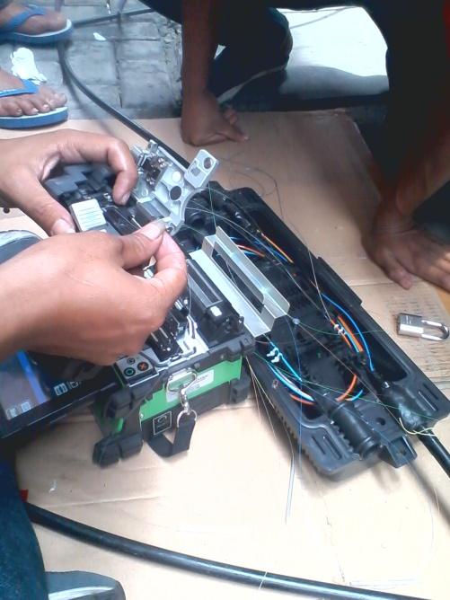 proses-splicing-cable-fiber-optic