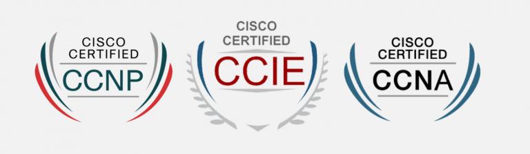Sertifikat Cisco